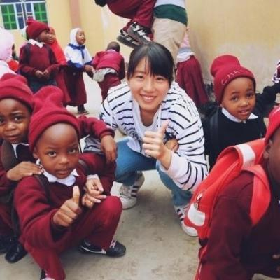 タンザニアでチャイルドケア&地域奉仕活動 R.I.